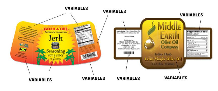 ECBlend Wholesale E-Liquids Private Label Example layout